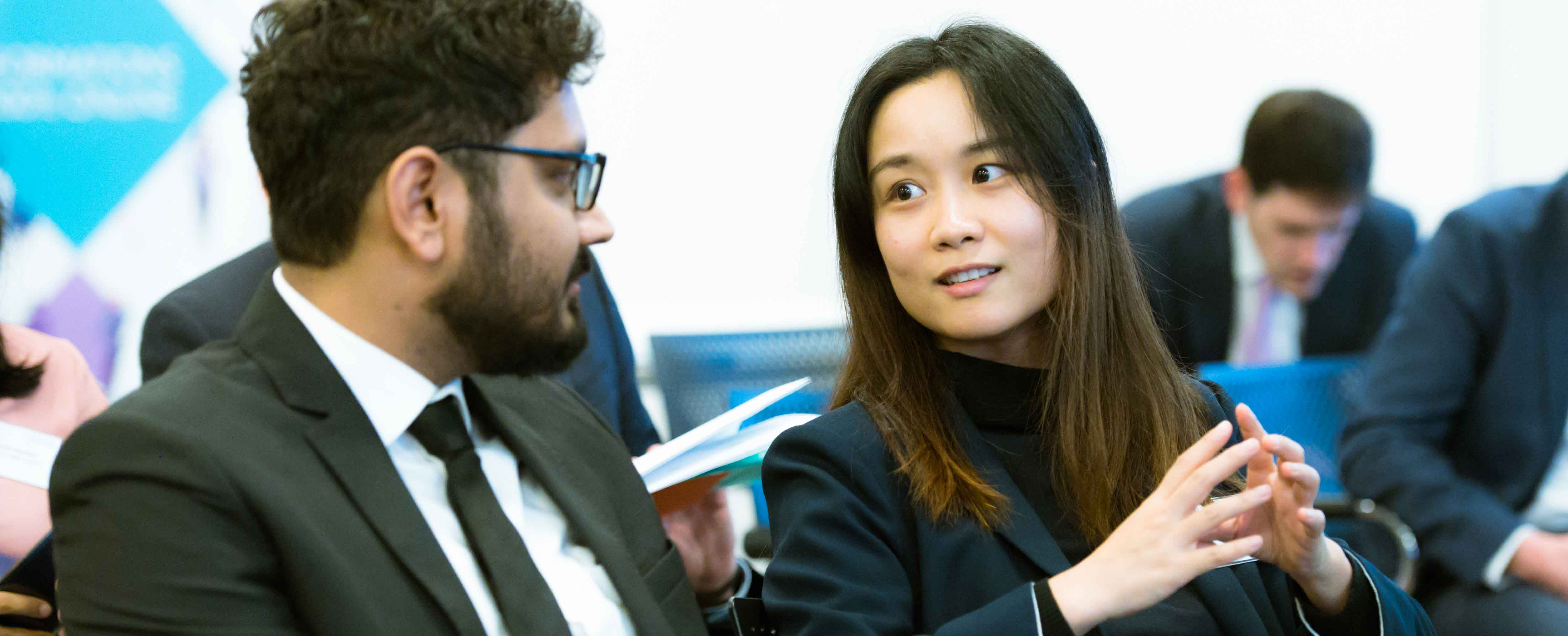 Starting Your Global MBA at EDHEC