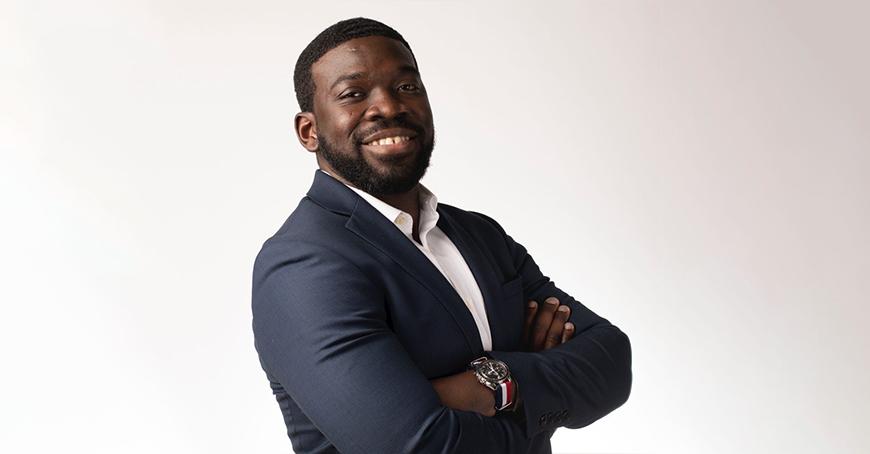 Cédric Sejro entrepreneurial multicural MBA journey