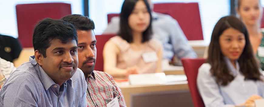 MBA career change