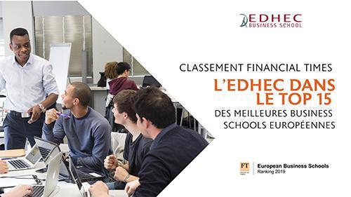 Edhec 15 best european business schools