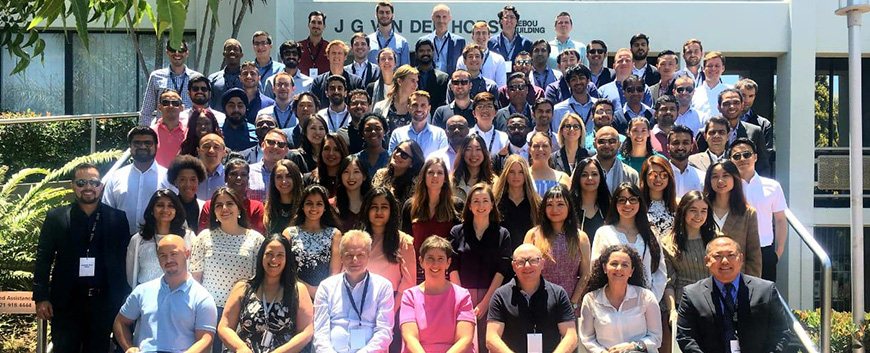 Edhec Global MBA trip South Africa
