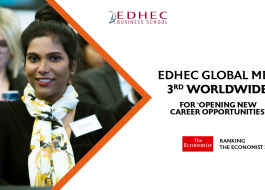 Ranking The Economist 2021 EDHEC Global MBA