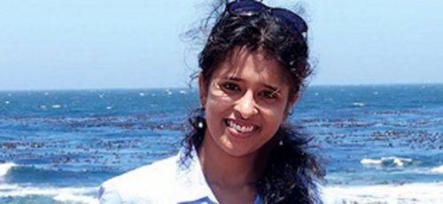 MBA Participant Soumita Roy