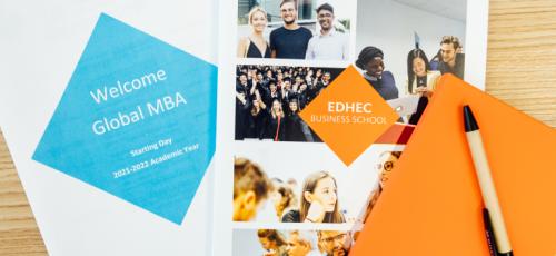 EDHEC Global MBA Welcome