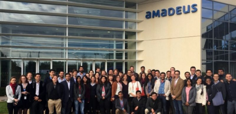 Diving into big data with Amadeus, a global tech giant